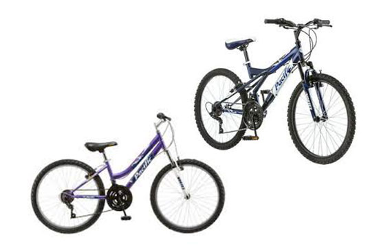 youth bike rental